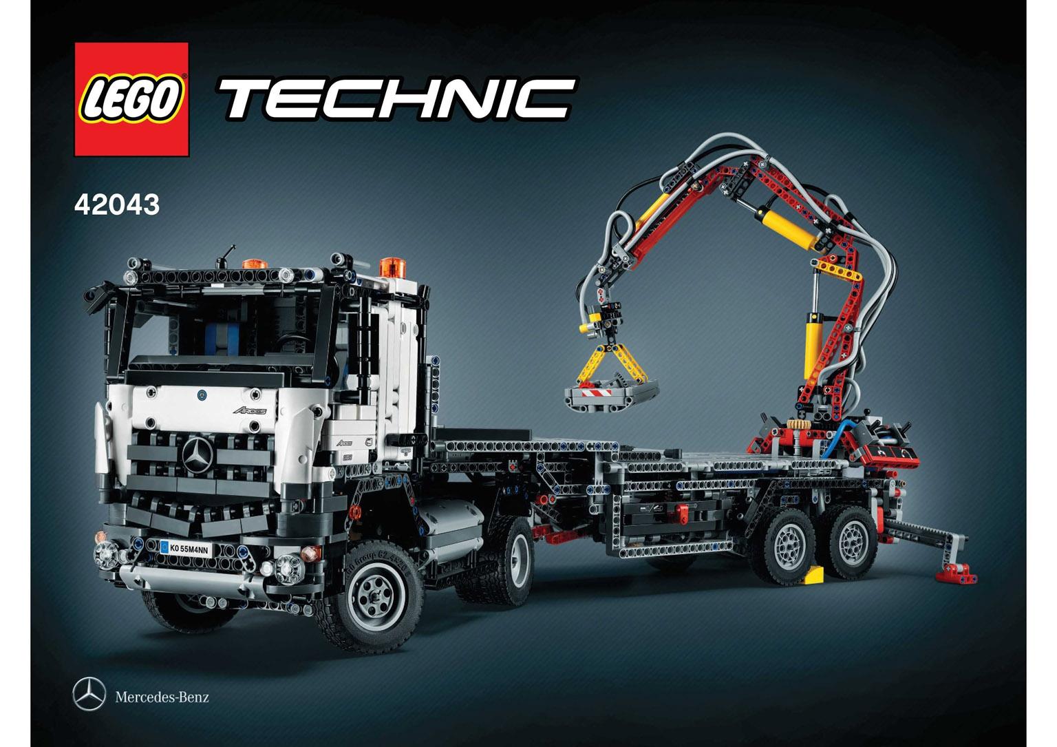 Lego 42043 B-Model