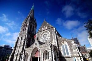 紐西蘭南島遊記第1、2天-基督城