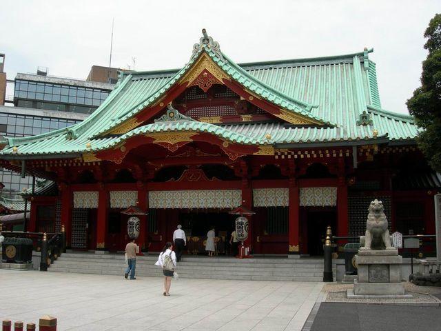 日本東京神田神社 2007