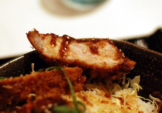 樂麵屋開的「日式蓋飯 Rice Cafe」