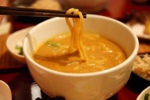 懷念的好味道-巢鴨古奈屋咖哩烏龍麵在台北開店了