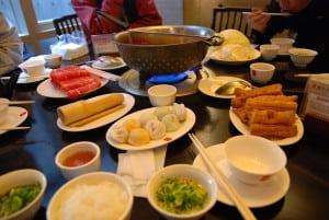 終於吃到台中的鼎王麻辣鍋