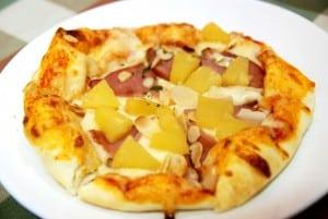 前師大夜市的熱門 Kiss Pizza 重新開張囉!
