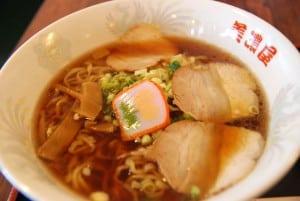 正統喜多方拉麵-美濃屋拉麵(台北)