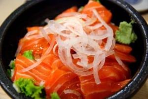 老字號的台式日本料理:美觀園