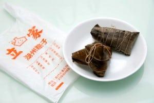 立家 vs 逸湘齋 - 南門市場粽子老店大PK