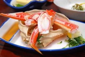 [08夏-日本] 札幌螃蟹大餐:螃蟹本家 ( かに本家 )