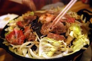 [08夏-日本] 札幌狸小路、Norbesa商場(摩天輪)、成吉思汗烤肉