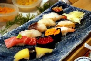 [08夏-日本] 小樽歷史最久的「政壽司」