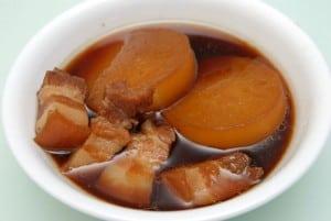 超簡單自己做日式燉肉