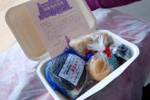 [08夏-日本] 地球岬、母戀車站鐵路便當