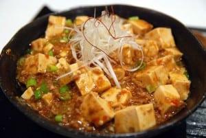 永康街日式蓋飯Rice Cafe新口味:麻婆丼、蔥花生鮪丼