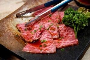 [08夏-日本] 東京大江戶線美食-秘苑炭火燒肉