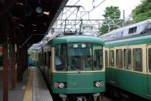 [08夏-日本] 可愛的江之電 (江ノ島電鉄)