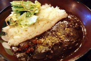 [08夏-日本] 終於吃到珊瑚礁餐廳的咖哩飯,大推!