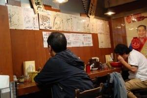 [08夏-日本] 我心目中的赤坂拉麵已死