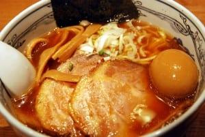 [08夏-日本] TBS麵王大賽前四名的拉麵-麵屋武藏(新宿店)