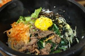 位於師大夜市的大韓門韓式料理