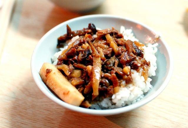 金峰魯肉飯(滷肉飯) 南門市場中正紀念堂站美食強力推薦