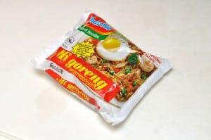 印尼香辣炒麵 - 少見又好吃!