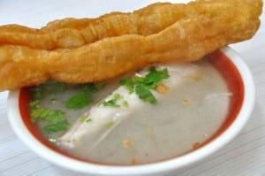 台南人的早餐:阿憨鹹粥