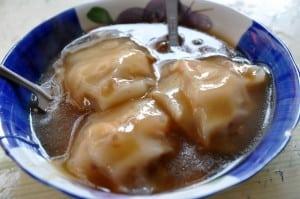 台南富盛號碗粿‧金得春捲‧蝦仁肉圓‧阿松割包