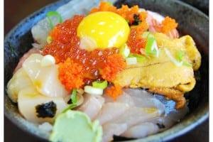 金泰食品有限公司的超美海鮮丼