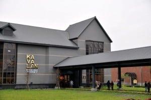 金車 KAVALAN 噶瑪蘭威士忌酒廠遊記