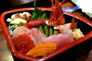 二訪一町日本料理