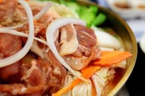 韓國人愛吃的慶州館韓國料理