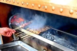 上海‧新疆維吾爾烤羊肉串