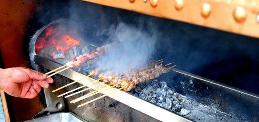 上海羊肉串