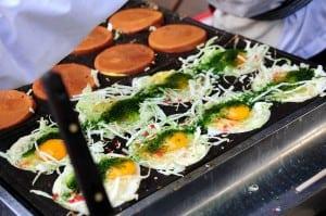 [09春-日本] 東京上野阿美橫的美食:阿美橫燒 (アメ横焼)