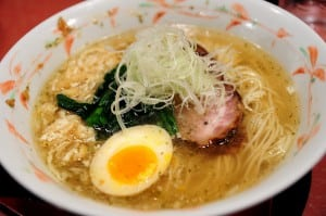 [09春-日本] 食樂雜誌09年拉麵排行榜第2名的