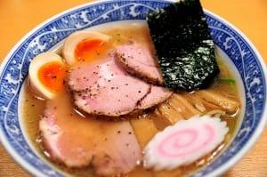 [09春-日本] 青葉拉麵 (中華そば 青葉) 御徒町店