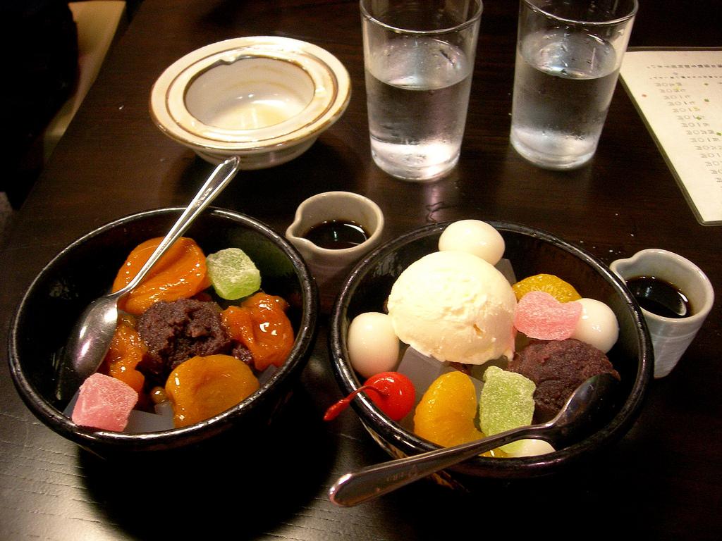 [09春-日本] 秋葉原古蹟兼傳統日式甜點美食:竹むら