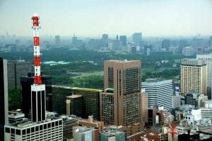[09春-日本] 汐留City Center大樓41F的BELVEDERE義大利餐廳