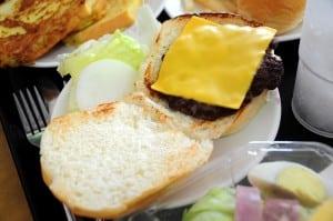 天母茉莉漢堡,道地美式口味