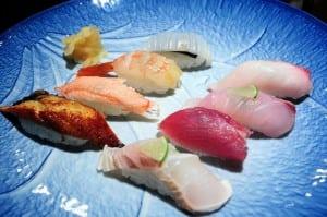 仁愛路二段上低調的石山日本料理