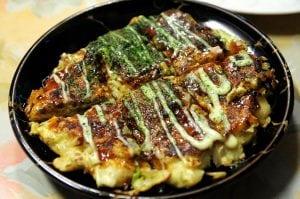 板橋大坂家本舖大阪燒-油庫口麵線斜對面的日本料理路邊攤