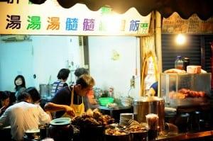 台南‧阿明豬心冬粉、你娘烤好、小南米糕