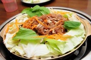 梅江韓國銅盤烤肉 台北公館老字號吃到飽韓國烤肉
