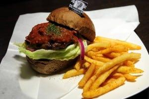 西門町 Brick's Burger