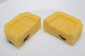 九孔介紹的綠豆糕:冰心豆仁糕 & 台南連得堂煎餅