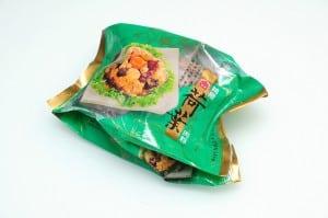 義美精緻荷葉肉粽、全家便利商店特殊粽