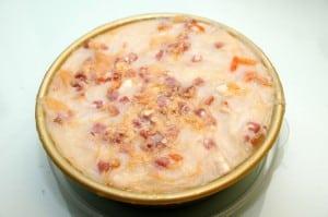 香港的美心蘿蔔糕