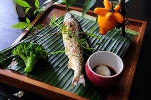 三芝‧令人驚喜不斷的菊地英隆懷石創作料理