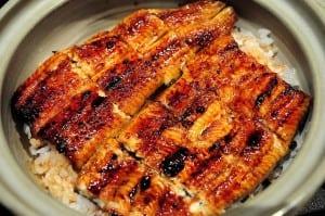 濱松屋 (浜松や) 鰻魚飯,現殺三吃好滋味