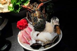 三燔美麗華的涮涮鍋