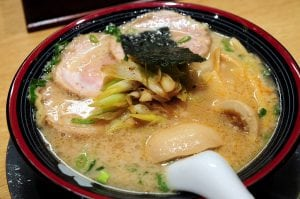 吃拉麵不用去日本 - 屯京拉麵 (屯ちん)